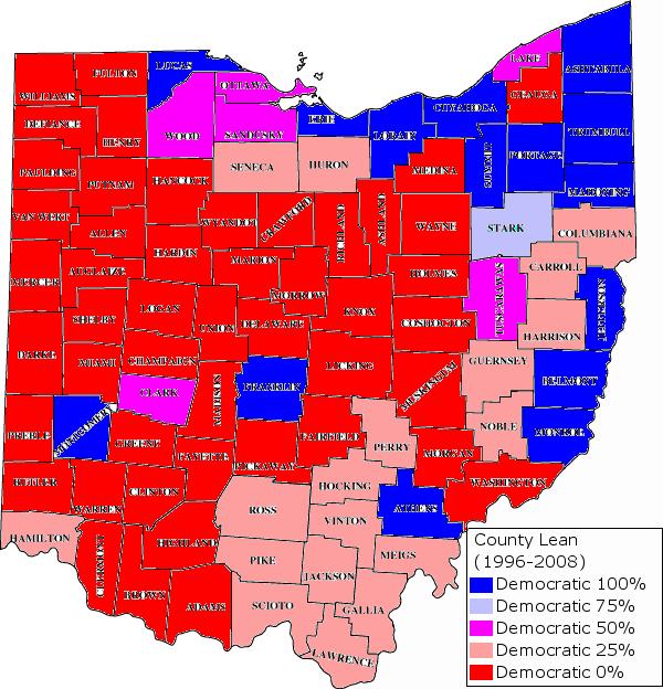 Ohio County Lean