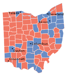 Ohio, 1940 presidential election