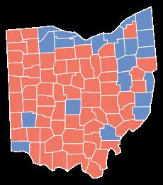 Ohio, 2008 presidential election