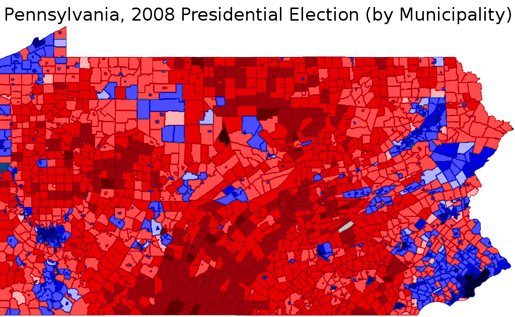 Analyzing Swing States Pennsylvania Conclusions  The Politikal Blog