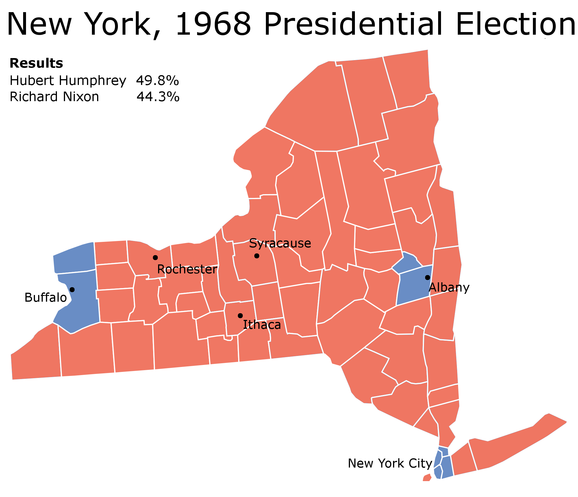 Democrats Have Won New York With Similar Maps Here Is One