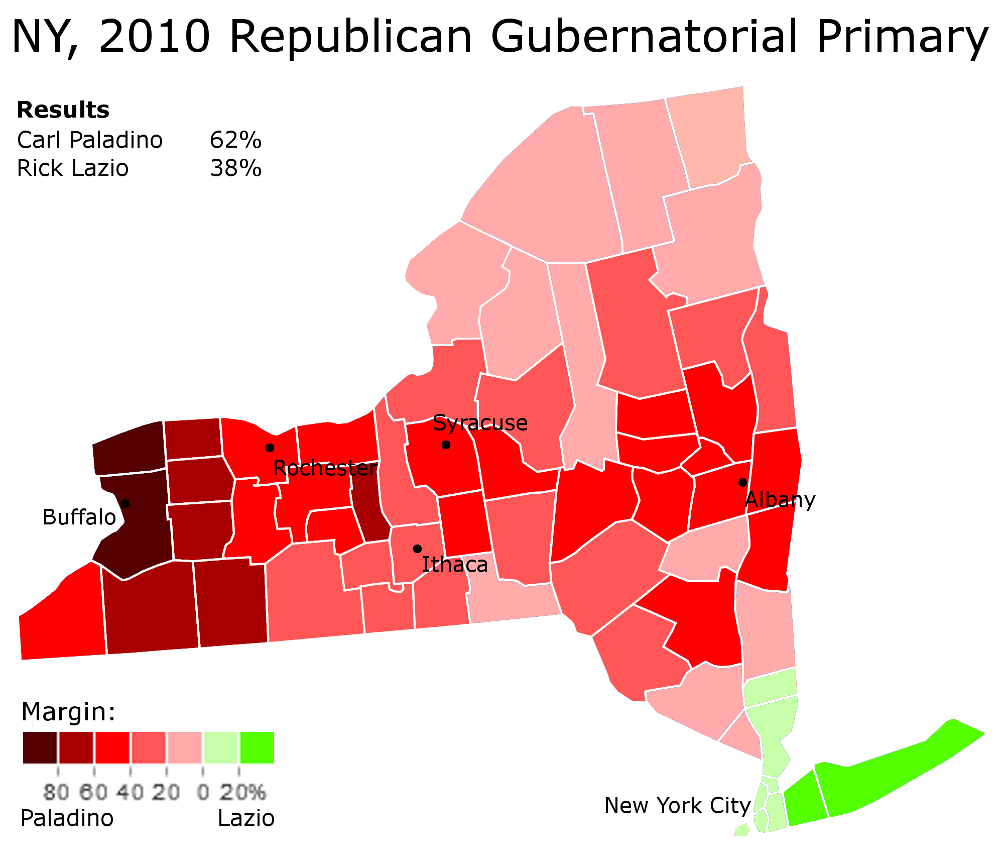 New York Results