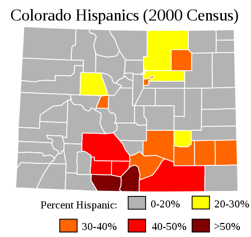 Colorado Elevation: Analyzing Swing States: Colorado, Part 4