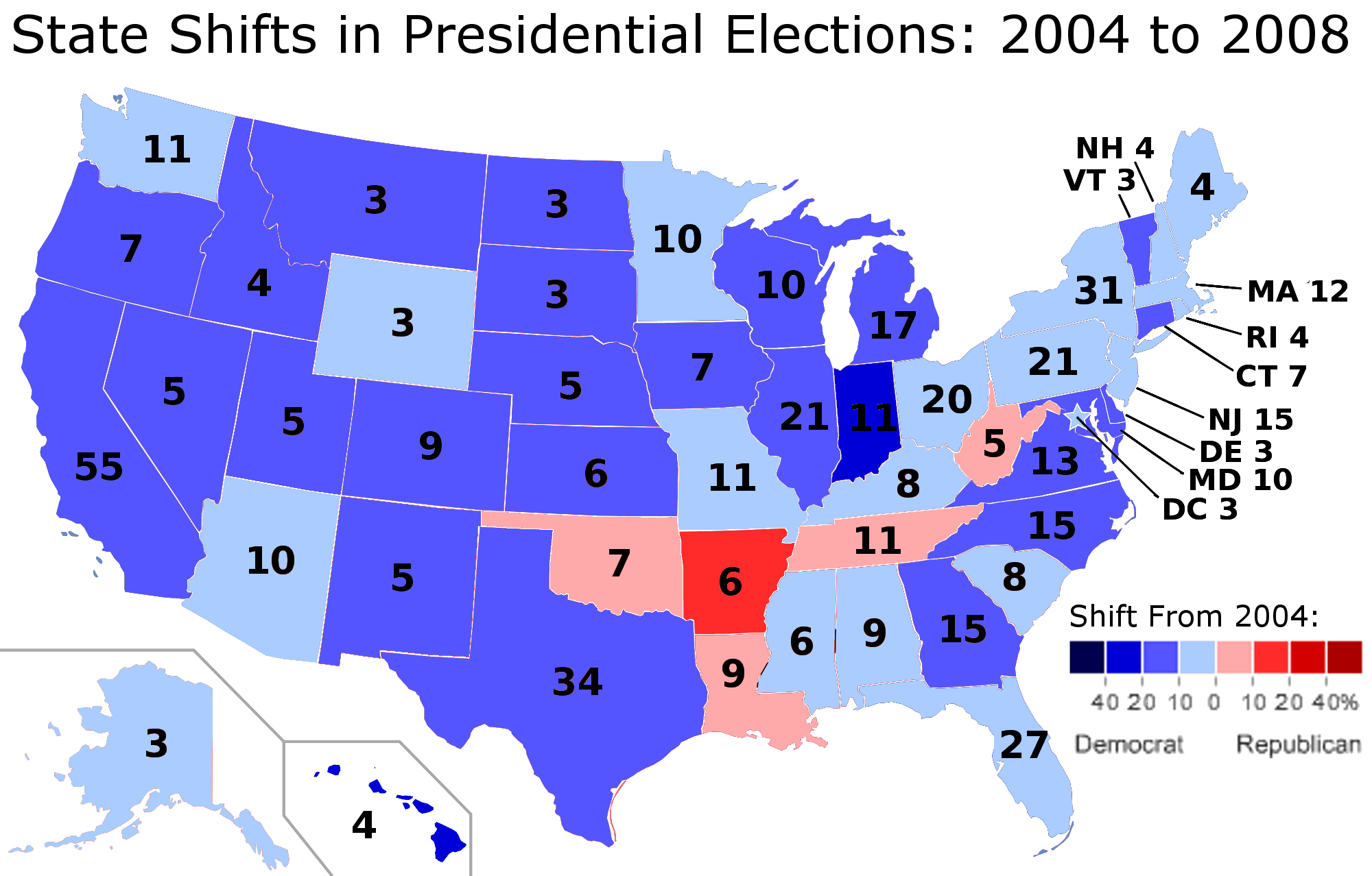 """essay on presidential election 2008 Read this social issues essay and over 88,000 other research documents presidential election in 2004, the election has been the """"biggest"""" news of the year in."""