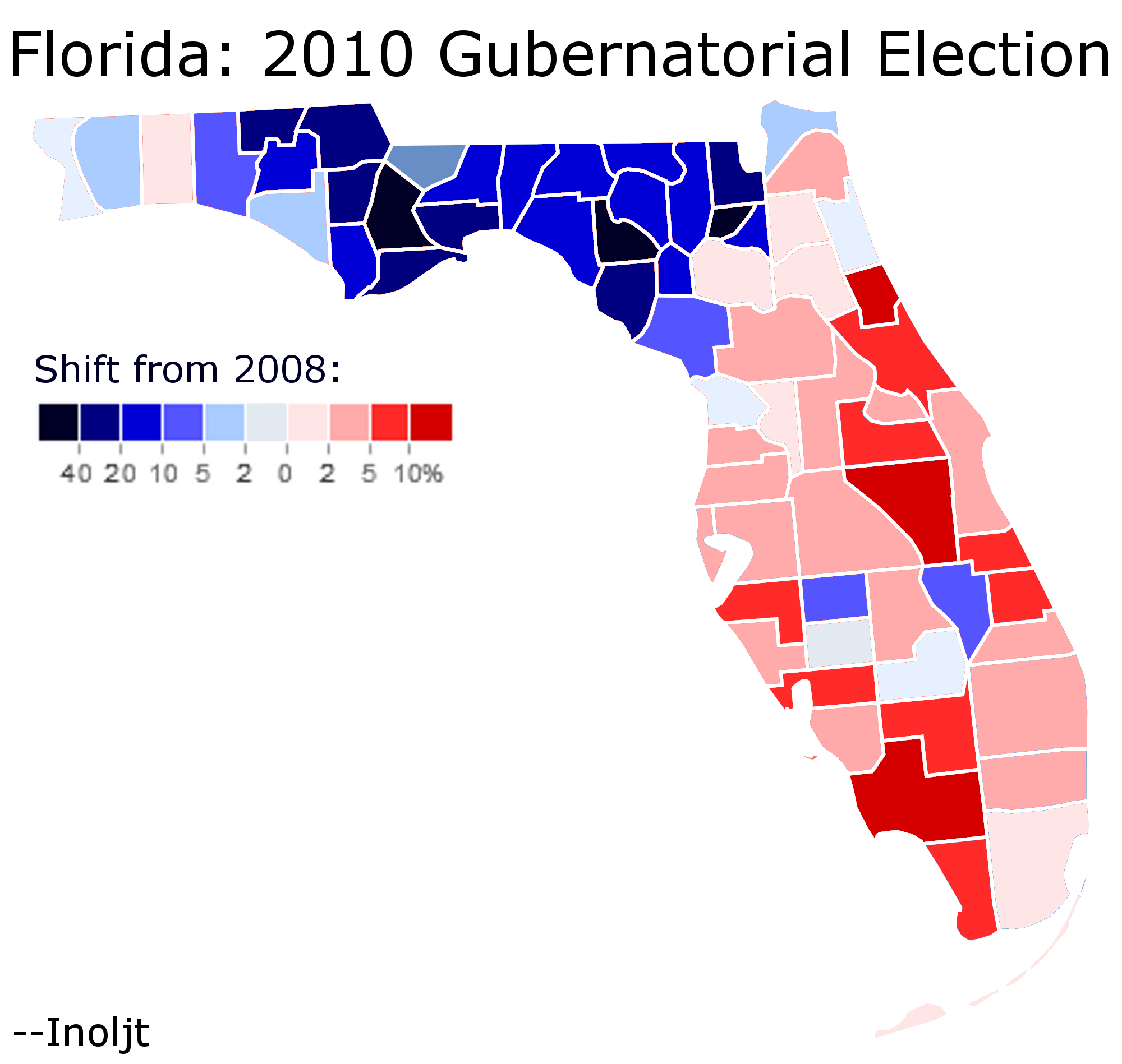 Analyzing The Florida Gubernatorial Election - Shadowproof